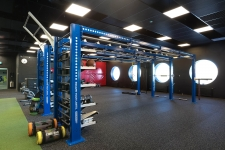 Gym at Tallink Tennis Center