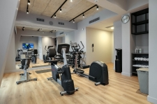 Courtyard by Marriott Vilnius fitness space