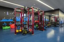 Corporate Gym at Danske Bank