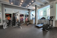 Estonia Resort Hotel & SPA fitness space