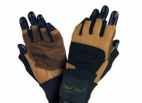 MAD MAX Fitness Gloves Professional (brown / black)