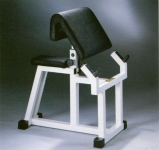 Technogym-Silver-line-Scott-Bench-Arm-Curl-Bench
