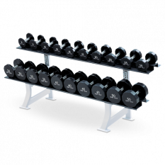 Dumbell Rack - double tier