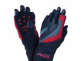 MAD MAX Fitness Gloves eXtreme (black / black)