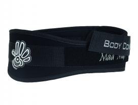 MAD MAX Fitness Belt Body Conform (black)