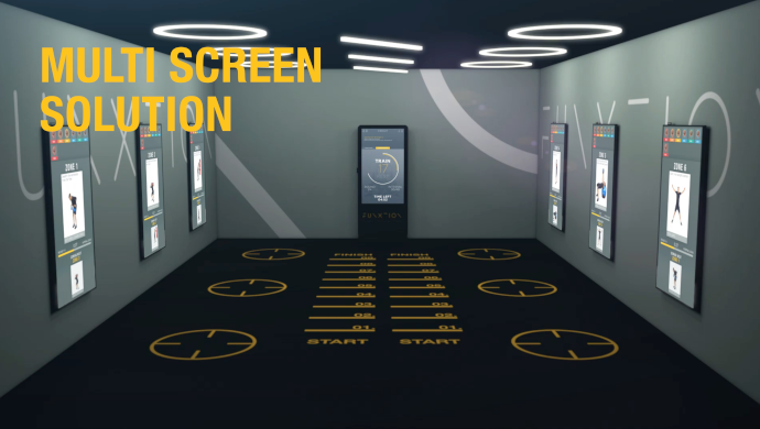 FunXtion Multiscreen solution