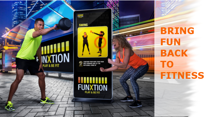 FunXtion Experience Station