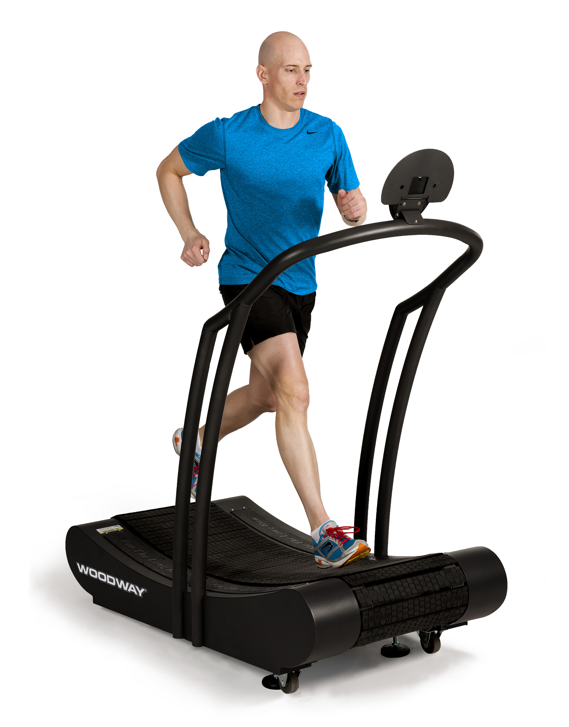Woodway curve treadmill for Best non motorized treadmill